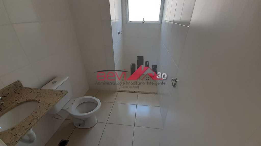 Apartamento em Piracicaba, no bairro Conjunto Habitacional Água Branca