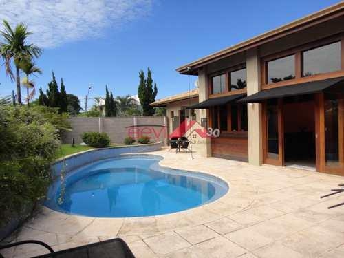 Casa de Condomínio, código 5051 em Piracicaba, bairro Campestre