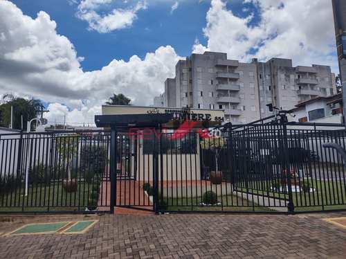 Apartamento, código 5329 em Piracicaba, bairro Parque Santa Cecília