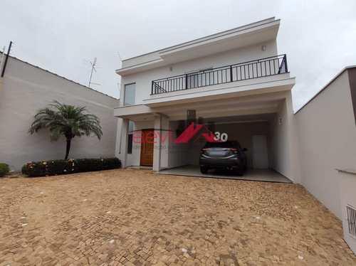 Casa de Condomínio, código 5470 em Piracicaba, bairro Morumbi