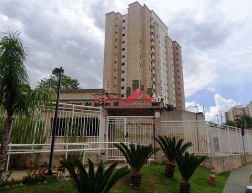 Apartamento, código 5482 em Piracicaba, bairro Nova América