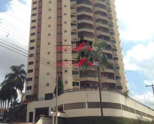 Apartamento, código 5663 em Piracicaba, bairro Vila Monteiro