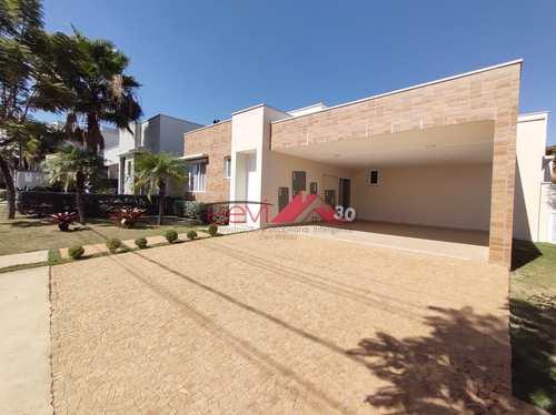 Casa de Condomínio, código 5683 em Piracicaba, bairro Loteamento Santa Rosa