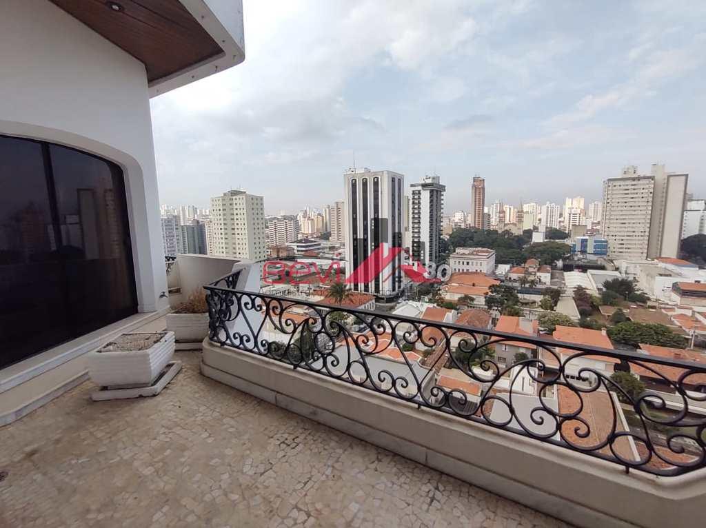 Cobertura em Piracicaba, no bairro Centro
