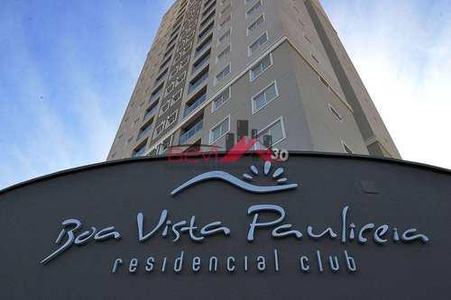 Apartamento, código 5780 em Piracicaba, bairro Paulicéia
