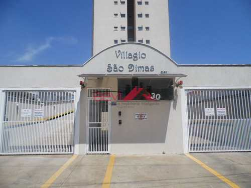 Apartamento, código 5786 em Piracicaba, bairro São Dimas