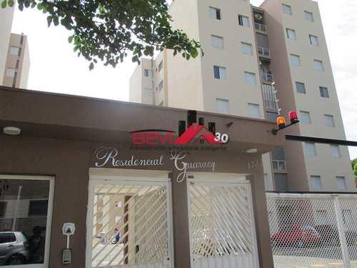 Apartamento, código 5878 em Piracicaba, bairro Paulicéia