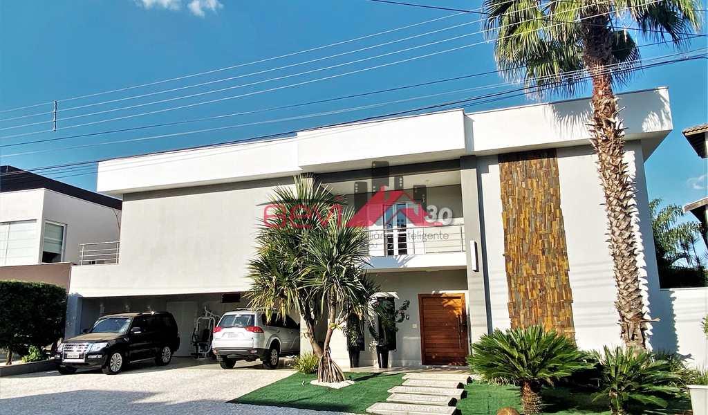 Casa de Condomínio em Piracicaba, bairro Terras de Piracicaba