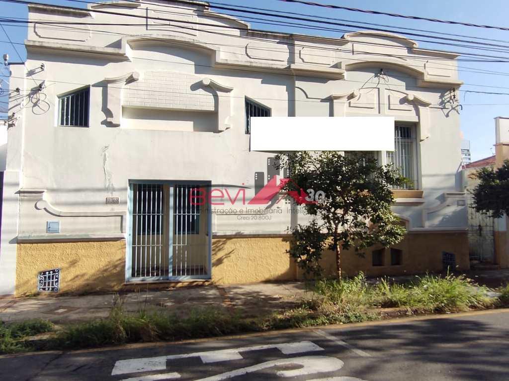 Casa Comercial em Piracicaba, no bairro Centro