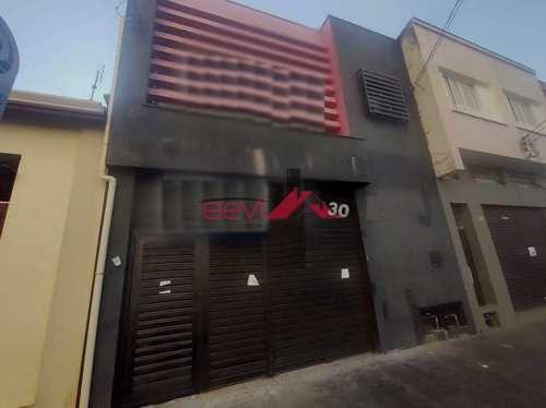 Armazém ou Barracão, código 5930 em Piracicaba, bairro Alto