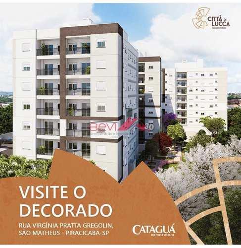 Apartamento, código 5957 em Piracicaba, bairro Parque São Matheus