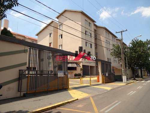 Apartamento, código 5988 em Piracicaba, bairro Paulicéia