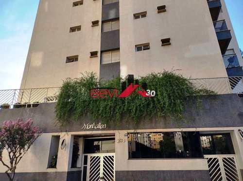 Apartamento, código 6043 em Piracicaba, bairro Jardim Elite