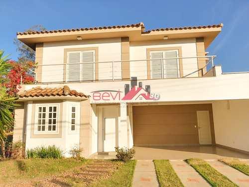 Casa de Condomínio, código 6144 em Piracicaba, bairro Terras de Piracicaba