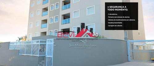 Apartamento, código 6155 em Piracicaba, bairro Paulicéia