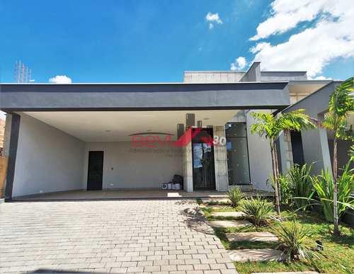Casa de Condomínio, código 6203 em Piracicaba, bairro Jardim São Francisco