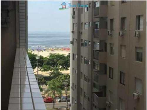 Kitnet, código 10470 em Santos, bairro Gonzaga