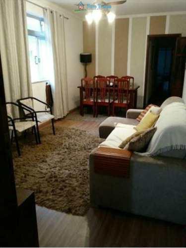 Apartamento, código 10466 em Santos, bairro Embaré