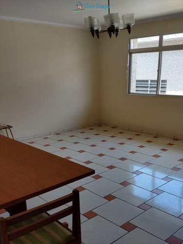 Apartamento, código 10437 em Santos, bairro Macuco