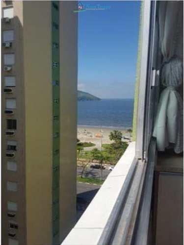 Apartamento, código 10431 em Santos, bairro Aparecida