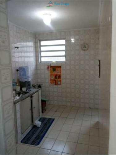 Apartamento, código 10361 em Santos, bairro Aparecida