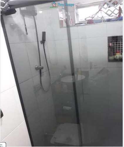 Apartamento, código 10286 em Santos, bairro Aparecida