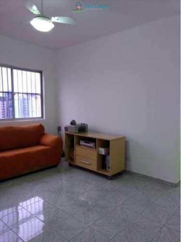 Apartamento, código 10156 em Santos, bairro Marapé