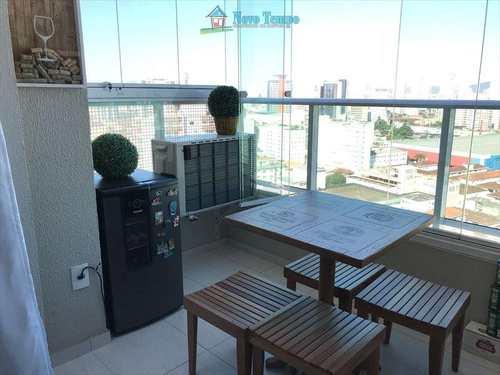 Apartamento, código 10146 em Santos, bairro Campo Grande