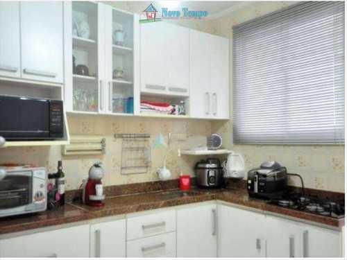 Apartamento, código 10010 em Santos, bairro Marapé