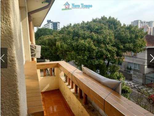 Apartamento, código 9963 em Santos, bairro Macuco