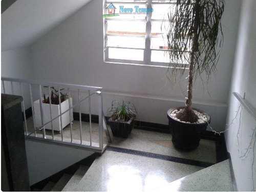 Apartamento, código 9858 em Santos, bairro Embaré