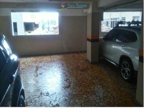 Apartamento, código 9849 em Santos, bairro Embaré