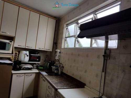 Apartamento, código 9717 em Santos, bairro Marapé