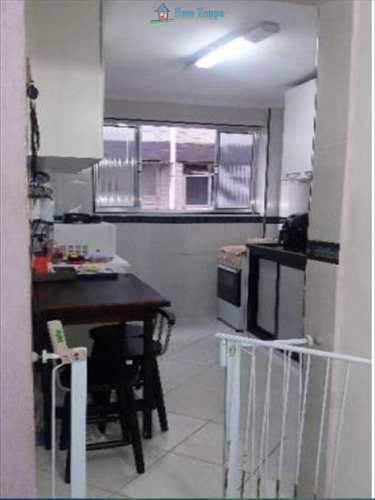 Kitnet, código 9607 em São Vicente, bairro Centro