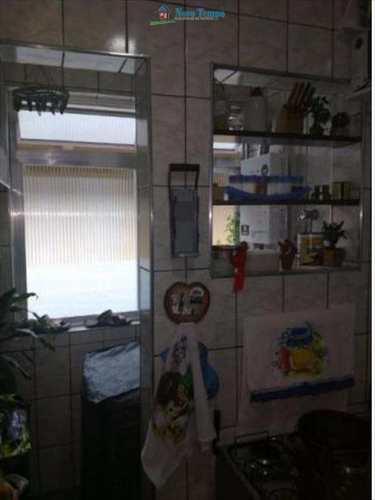 Apartamento, código 9564 em Santos, bairro José Menino