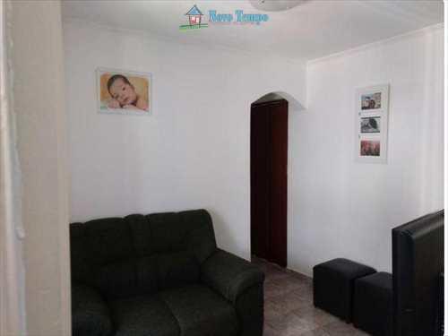 Apartamento, código 9500 em Santos, bairro Aparecida