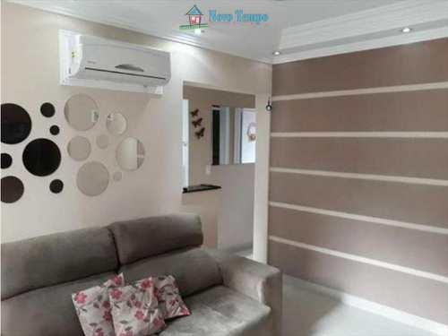 Apartamento, código 9483 em Santos, bairro São Jorge