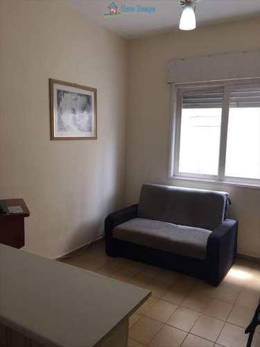Apartamento, código 9473 em Santos, bairro Boqueirão