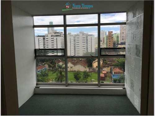 Apartamento, código 9283 em Santos, bairro Ponta da Praia