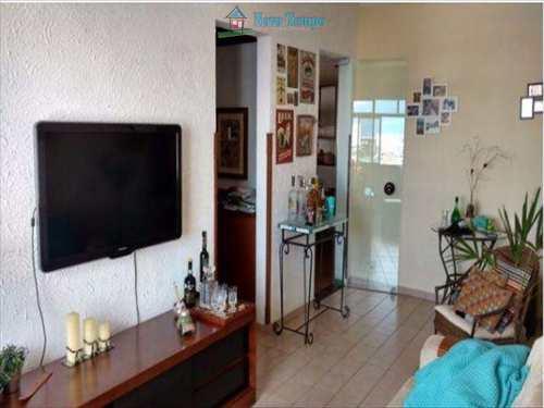 Apartamento, código 9254 em Santos, bairro Embaré
