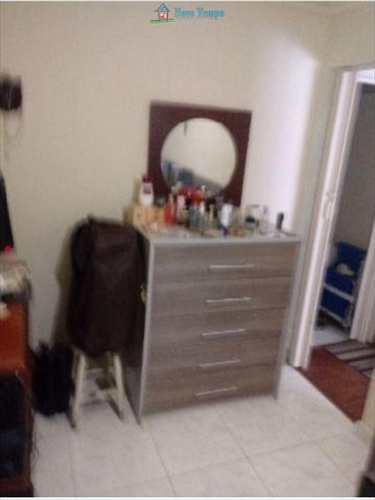 Apartamento, código 9147 em Santos, bairro Embaré