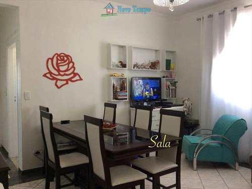Apartamento, código 9204 em Santos, bairro Estuário