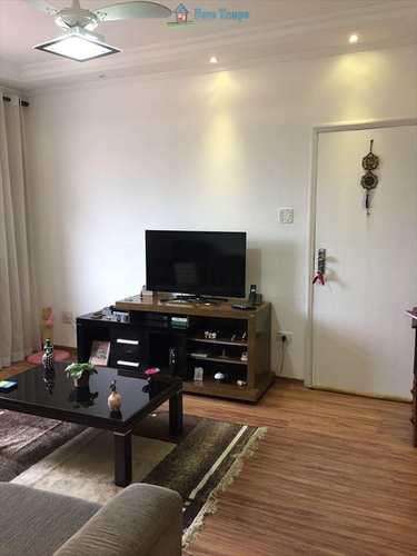 Apartamento, código 9112 em Santos, bairro Embaré