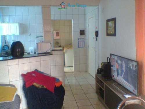Sala Living, código 8744 em São Vicente, bairro Centro
