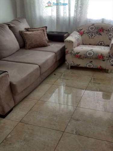 Apartamento, código 8281 em Santos, bairro Aparecida