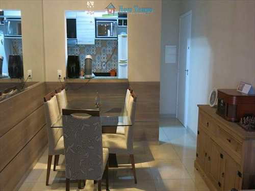 Apartamento, código 7650 em Santos, bairro Areia Branca