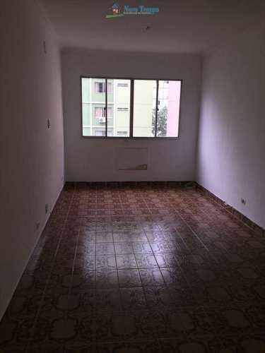 Apartamento, código 6543 em Santos, bairro Aparecida