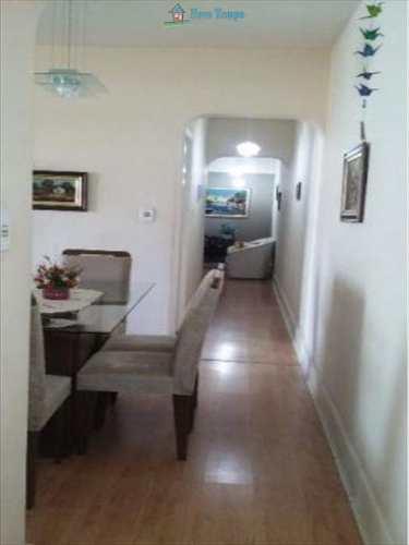 Apartamento, código 653 em Santos, bairro Campo Grande