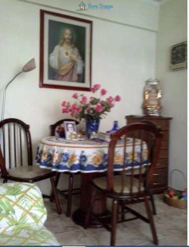 Apartamento, código 10485 em Santos, bairro Boqueirão