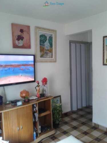 Apartamento, código 10239 em Santos, bairro Aparecida